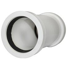 "Harco 2"""" PVC IPS Knock-on Repair Coupling (G x G)"