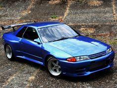 1990 Nissan GT-R ( R32 ) Evolution III GTR by Veilside [2048x1536] - Imgur
