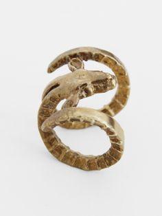 Cold Picnic Ram Wrap Ring « Pour Porter