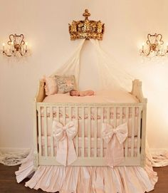 Super cute baby crib bedding sets baby cribs isn t that cute zuzu cool baby beds travelunlimited site baby cute bedding sets stylish crescent shaped [. Baby Crib Bedding, Baby Bedroom, Baby Room Decor, Baby Cribs, Nursery Room, Girl Nursery, Girl Room, Lace Bedding, Nursery Ideas