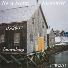 TODAY From @hali.rosborough  I may have already told you but ... I'm heading to Lunenburg on Sunday. Care to join me?   Meet-up Location: 135 Montague Street Nº 9 Coffee Bar @no9coffeebar  Timeline:  2-5 pm  meet-up and explore the waterfront town and checkout the view from across the harbour.  5-6 pm  grabbing a bite to eat. 6 pm and on  heading to Blue Rocks for golden hour and sunset at 7:30.  just a loose schedule... feel free to join or leave at any time .  Theme: The theme for this…