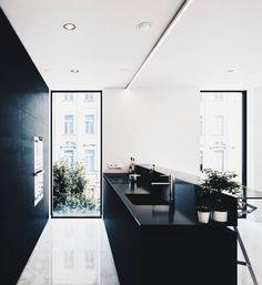 """5,362 likerklikk, 12 kommentarer – ALL OF ARCHITECTURE (@allofarchitecture) på Instagram: """"#allofrenders Via @allofrenders - Black & White  Render by@andrzej.chomski #allofarchitecture"""""""