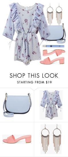 """""""Forever Young"""" by genuine-people ❤ liked on Polyvore featuring Tommy Hilfiger, Thierry Mugler, Pink and Blue"""