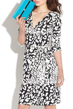 A DVF classic is the perfect dress to wear anywhere this summer!