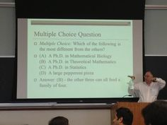 for katieelizabeth This theoretical mathematics professor: | 32 People Who Absolutely Nailed It In 2013