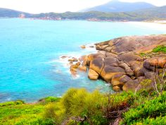 Wilsons Promontory and Why It's One of My Favourite Places in the World - Adventure Lies in Front Wilsons Promontory, World Famous, Stunningly Beautiful, Day Trip, Melbourne, Budgeting, National Parks, Ocean, Australia