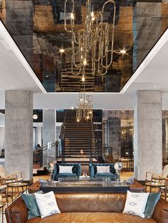 Mark Zeff Riffs on Austin's Musical Heritage at the Hotel Van Zandt Hotel Interior Design Trends   luxury real estate, exclusive resorts, most expensive hotels, leading hotels, hospitality projects.   Check out Brabbu Contract at http://brabbucontract.com