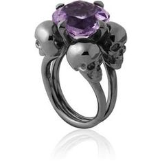 I found 'Skull ring' on Wish, check it out!