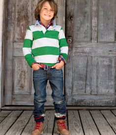 Fall clothes for the boys!