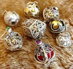 harmony and chime ball jewelry