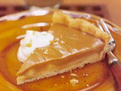Quoi de mieux que la tarte aux pommes et la tarte au sucre? Un heureux m�lange des deux !