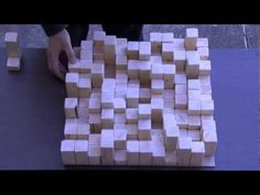 Do-it-Yourself Acoustical Treatment: How to Build a Diffuser - YouTube