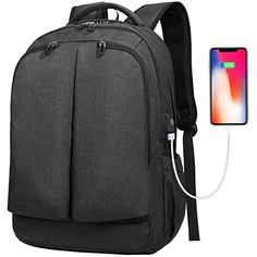 Buy EPISODE Large Travel Laptop Backpack Waterproof Shockproof ... f562162f7292e
