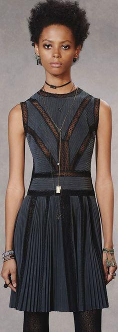 Christian Dior Pre-Fall '18.