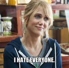Kristen Wiig cracks me up