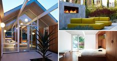This Mid Century Modern Eichler House In California Got A Contemporary Remodel