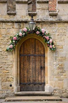 Garland,Door