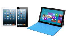 Microsoft Surface RT vs iPad 4 - Microsoft is finally ready – finally – to take on the big daddy of the tablet PC arena, Apple's iPad. At least, that's what it claims. Is there any t...