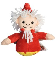 Baby-Greifsäckchen Sandmann 11cm Kuscheltiere, Plüschtiere, Handpuppen, Schlüsselanhänger... im PlüschStore, der Plüschtier Onlineshop