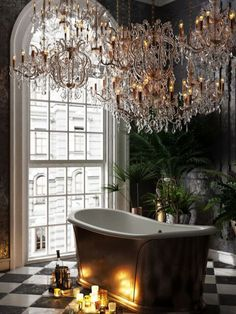 Dark Bathrooms, Beautiful Bathrooms, Unusual Bathrooms, White Interior Design, Bathroom Design Luxury, Dark Interiors, Bathroom Inspiration, Bathroom Ideas, Modern Bathroom
