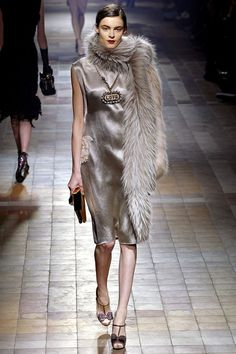 Lanvin Fall 2013 RTW collection