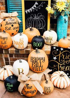The more pumpkins, the merrier! By Print The Party