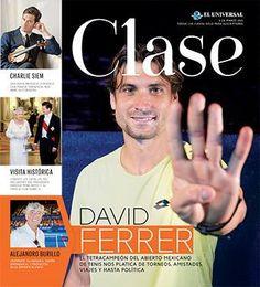 Número 161: David Ferrer nos habló del Abierto Mexicano de Tenis.