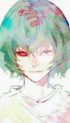 What cannot change can only broken.This is so to me,who left everthing necessary inside the womb. Manga Anime, Manga Art, Anime Art, Kaneki, Fanart, Yoshimura Tokyo Ghoul, Anime Lindo, Dark Anime, Akira