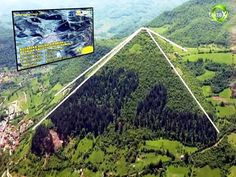 China / UFO Sightings Hotspot: Secrets of Ancient Pyramids Unexplained Mysteries, Unexplained Phenomena, Crop Circles, Ancient Aliens, Ancient History, Alien Theories, Mysteries Of The World, Mysterious Places, Mystery Of History
