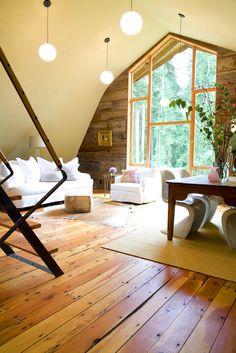 Barn Conversion, living room