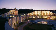 Rogner Bad Blumau Spa in Austria.
