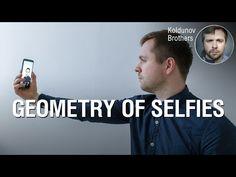 Geometry of selfies