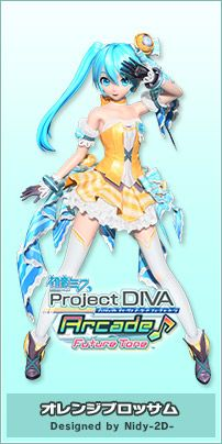 Module: Orange Blossom Vocaloid, Hatsune Miku Outfits, Kaito, Arcade, Hatsune Miku Project Diva, Kaai Yuki, Mikuo, Best Waifu, Cosplay