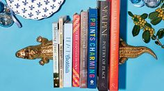 Alligator Bookends and 8 Great Reads   Do you have everyone covered? We've gathered 75 fabulous finds for just about everyone on your list. When it comes to finding the perfect gift for someone, things can get a little tricky. If you think about putting them in a category, the decision gets a tad easier. We've broken this year's gift guide into 5 categories: Nature Lover, Green Thumb, Family Cook, Homebody, and Stylish Friend. Figure out who's who on your list and get shopping For the Nature