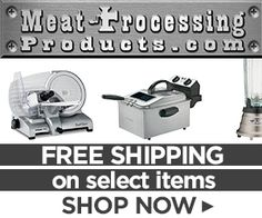Get up to 46% off Electric skillets and griddles at MeatProcessingProducts.com!