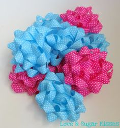 Cute bow wreath