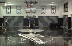 190 Fade Away Ideas Outdoor Basketball Court Home Basketball Court Backyard Basketball