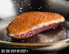 How to Cook Duck Breast | Tasting Table - explanation and recipe