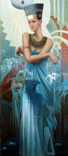 most beautiful painting of Neff.