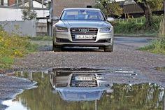 Nice Audi: Bildergalerie: 2013/2014 Audi A8 (Cuvee Silber)...  Tech & Autos Check more at http://24car.top/2017/2017/07/23/audi-bildergalerie-20132014-audi-a8-cuvee-silber-tech-autos/
