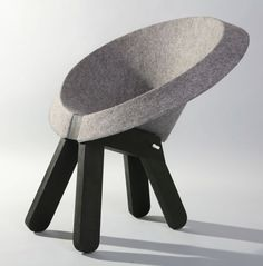 The Zaza Chair by Omri Barzeev » CONTEMPORIST