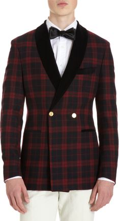 Shawl Collared Dinner Jacket