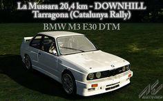 Assetto Corsa   La Mussara   Bmw M3 e30 DTM