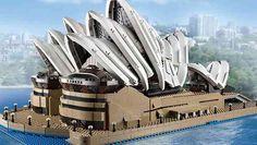 10234 Sydney Opera House™ - Products - Creator LEGO.com