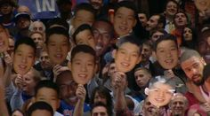 """""""7 Ws in a row for @nyknicks, who won 100-85 vs @sacramentokings. Jeremy Lin had 10 pts, and 13 asts in only 26 mins. 7 Knicks in double figs"""" - tweet from @nba https://twitter.com/#!/NBA/status/169977540839079936"""