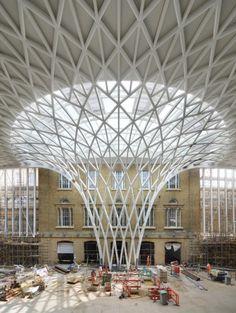 In Progress: King's Cross Station / John McAslan + Partners (13)