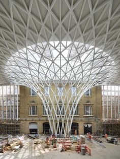 In Progress: King's Cross Station / John McAslan + Partners (13)