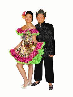 Resultado de imagen para traje tipico señorita orinoquia Clannad, Goku, Google, Style, Fashion, Vestidos, Costumes, Suits, Ethnic Dress