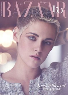Tumblr Kristen Stewart on Marie Claire Chanel Gabrielle Fragrance