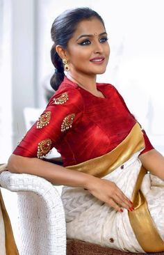Latest pattu saree blouse designs to try in 2019 blouse patterns for silk sarees bling sparkle. Indian Blouse Designs, Pattu Saree Blouse Designs, Blouse Neck Designs, Blouse Designs Embroidery, Blouse For Silk Saree, Pattern Blouses For Sarees, Latest Saree Blouse Designs, Designer Saree Blouses, Wedding Saree Blouse Designs